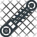 Suspension Car Element Icon
