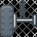 Suspension Us Element Icon