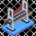 Suspension Bridge Icon
