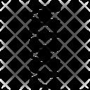 Suspension Spring Icon