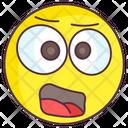 Suspicious Emoji Icon