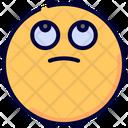 Suspiciously Emoji Emot Icon