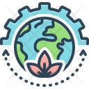 Sustain Keep Continue Icon