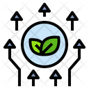 Sustainability Environment Green Icon