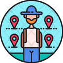 Sustainable Tourism Tourism Location Location Icon