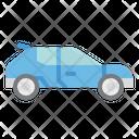 Suv Car Transport Icon
