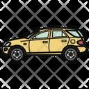 Auto Suv Car Icon