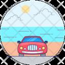 Suv Car Icon
