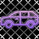 Isuv Car Icon