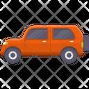 Suv Car Car Automobile Icon