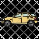 Suv Car Automobile Icon