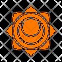 Svadhisthana Icon