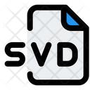 Svd File Audio File Audio Format Icon
