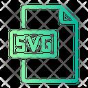 Svg Svg File Svg Format Icon