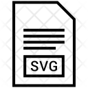 Svg File Document Icon