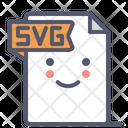 Svg File Svg Document Icon