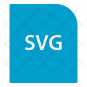 Svg Extension File Icon