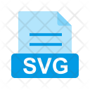 Svg file Icon