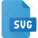 Svg Vector Extension Icon