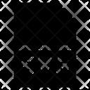 Svg Format Icon