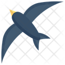 Swallow Animal Bird Icon
