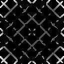 Swastik Rangoli Design Icon