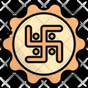 Swastika Hindu Religion Icon