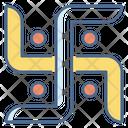 Swastika Icon