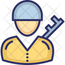 Swat Avatar Police Swat Icon
