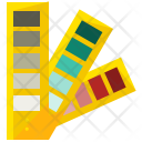 Swatches Color Theme Icon