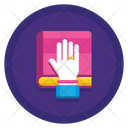 Swear Honesty Law Promise Icon