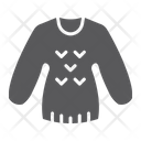 Sweater Clothing Pullover Icon
