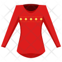 Woman Sweater Icon