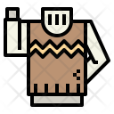 Sweater Jersey Pullover Icon