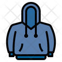 Apparel Clothing Hoodie Icon