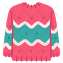 Sweater Christmas Holiday Icon