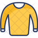 Clothes Garments Sweater Icon