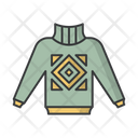 Sweater Pullover Icon