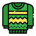 Sweater Cardigan Clothes Icon