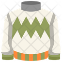 Sweater Garment Clothes Icon