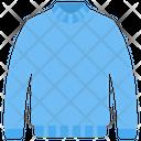 Cold Sweater Winter Icon