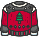 Sweater Christmas Sweater Holiday Icon