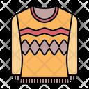 Sweater Jumper Wearing Icon