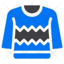 Sweater Cardigan Clothing Icon