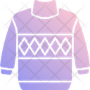 Sweater Winter Clothes Winter Icon