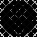 Sweating Emoji Icon