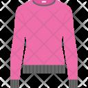 Sweatshirt Icon