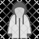 Sweatshirt Jacket Hoodie Icon