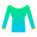 Sweatshirt Blouse Clothes Icon