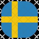 Sweden Swedish National Icon